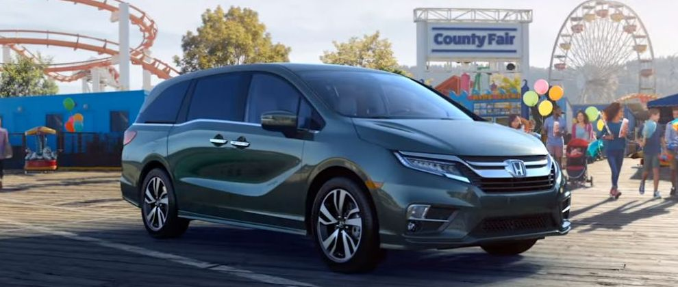 2019 Honda Odyssey For Sale Near Washington Dc Shockley Honda