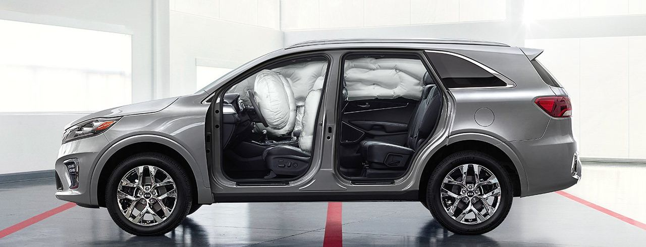 You'll Always Have Maximum Protection in the Sorento!