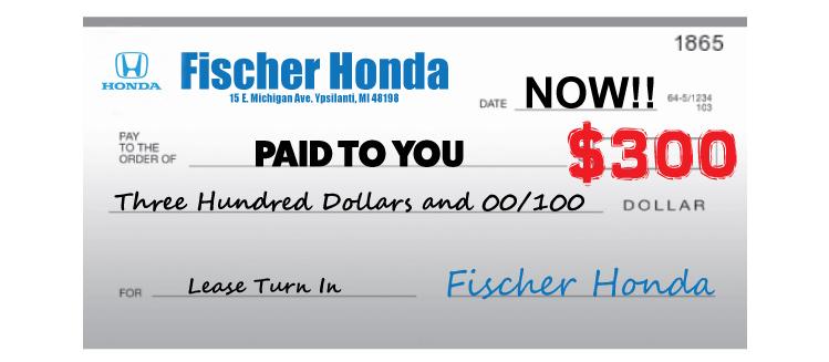 Check Fischer Honda