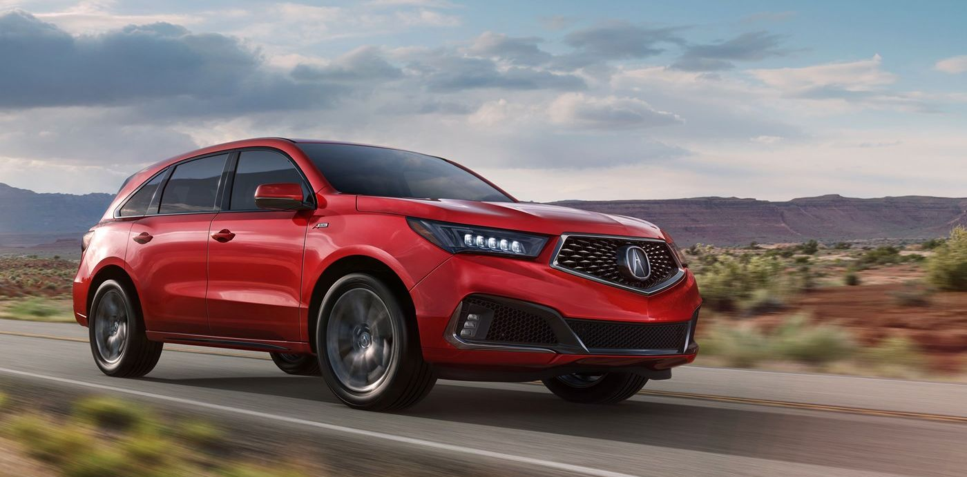 2019 Acura Mdx A Spec Now Available In Brookfield Wi Acura Of Brookfield