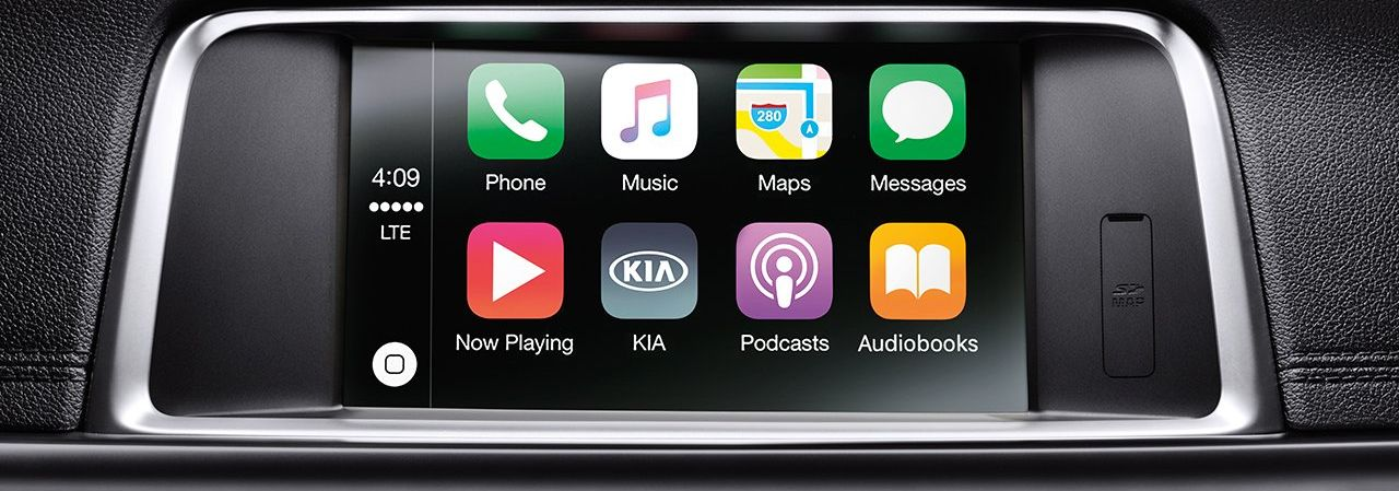 2019 Kia Optima Touch Screen and Entertainment