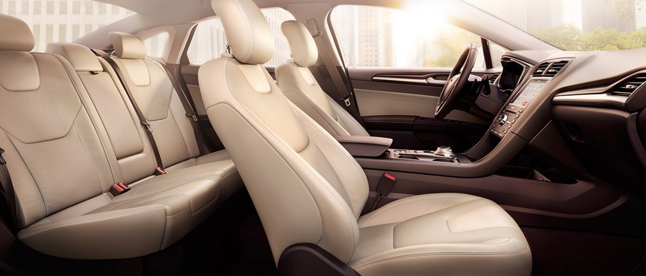 2018 Ford Fusion Seats