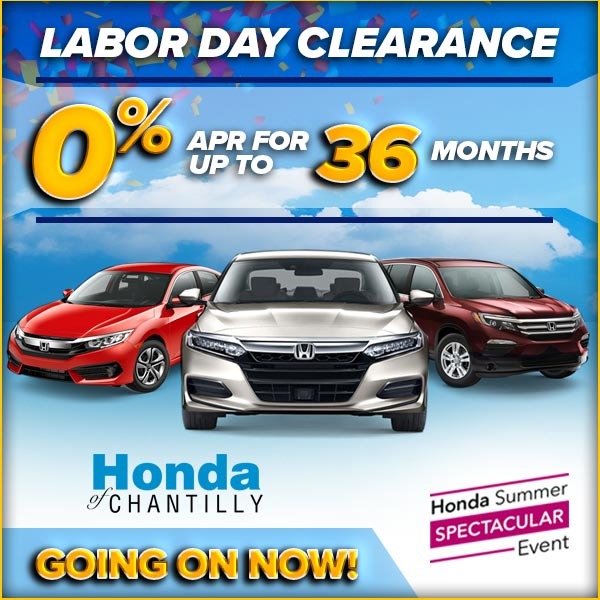 Honda Dealership Chantilly VA New Used Cars Near Washington DC Of