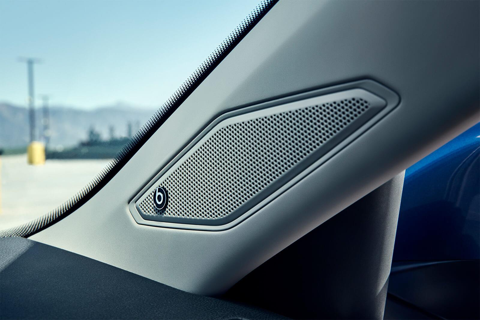 Volkswagen Jetta 2019 con sistema de sonido BeatsAudio™