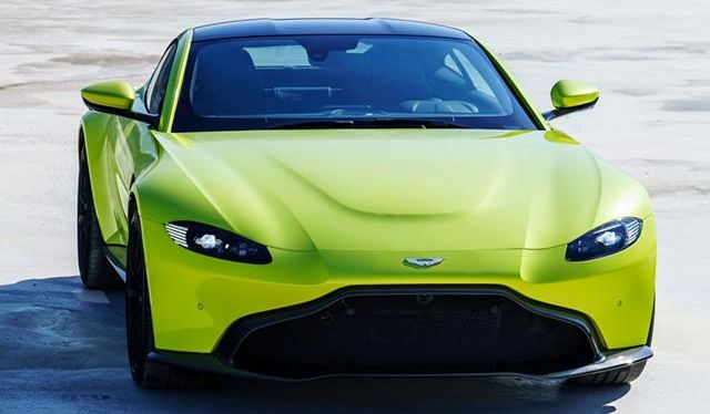 2019 Aston Martin Vantage Financing In Austin Tx Aston Martin Of