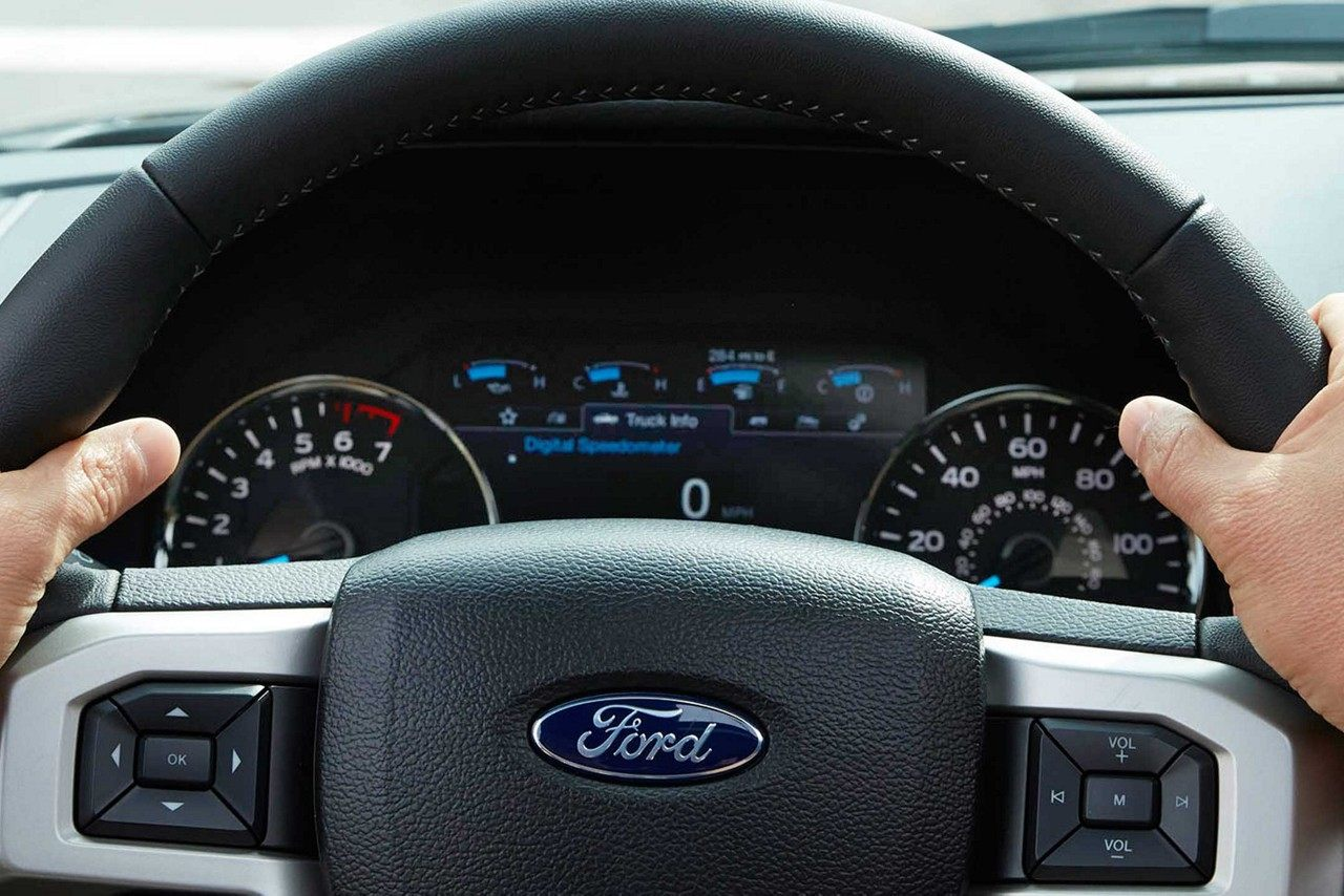 Enjoy the Journey in the 2018 Ford F-150