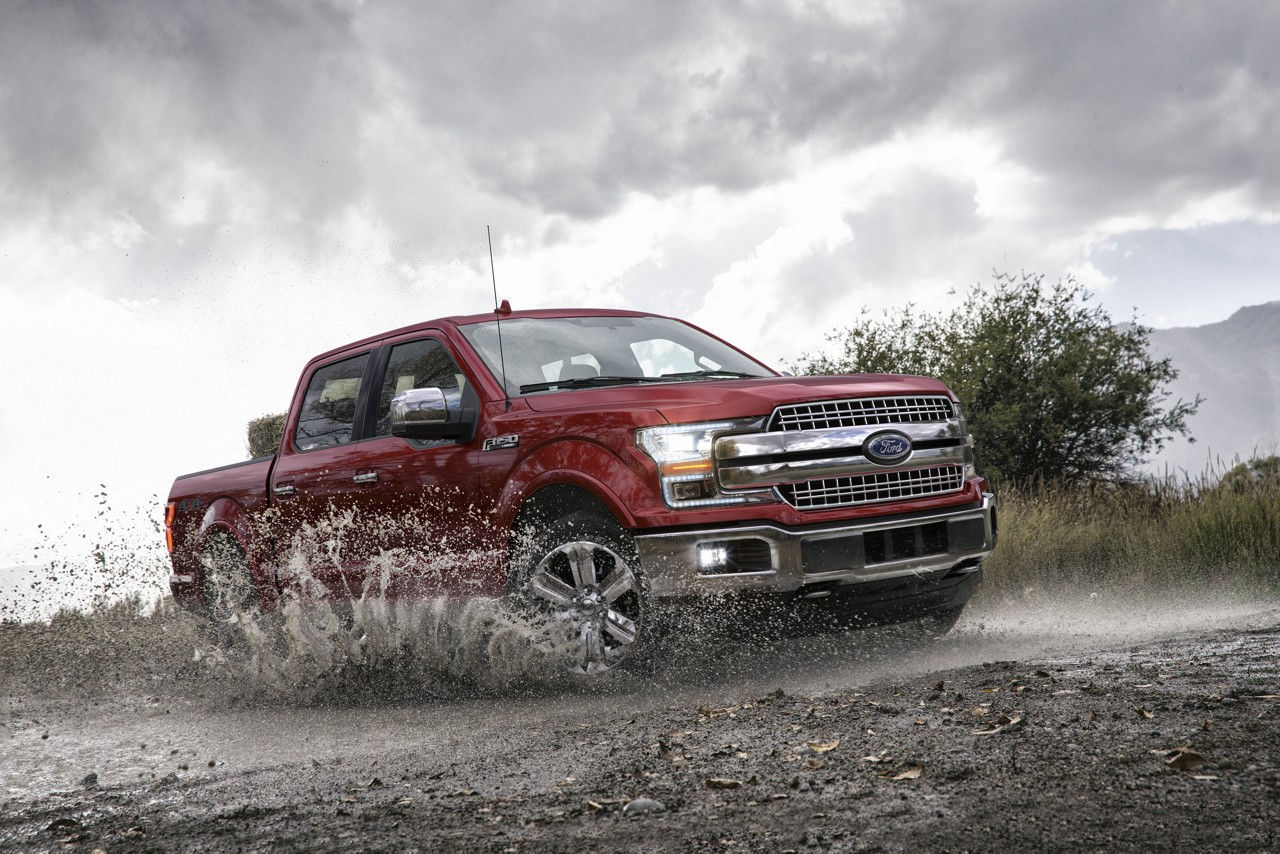 2018 Ford F-150 Financing near Mesquite, TX