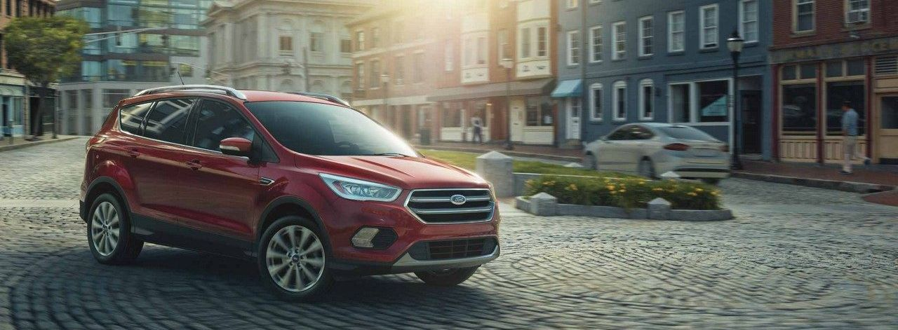 2018 Ford Escape Leasing near Richardson, TX