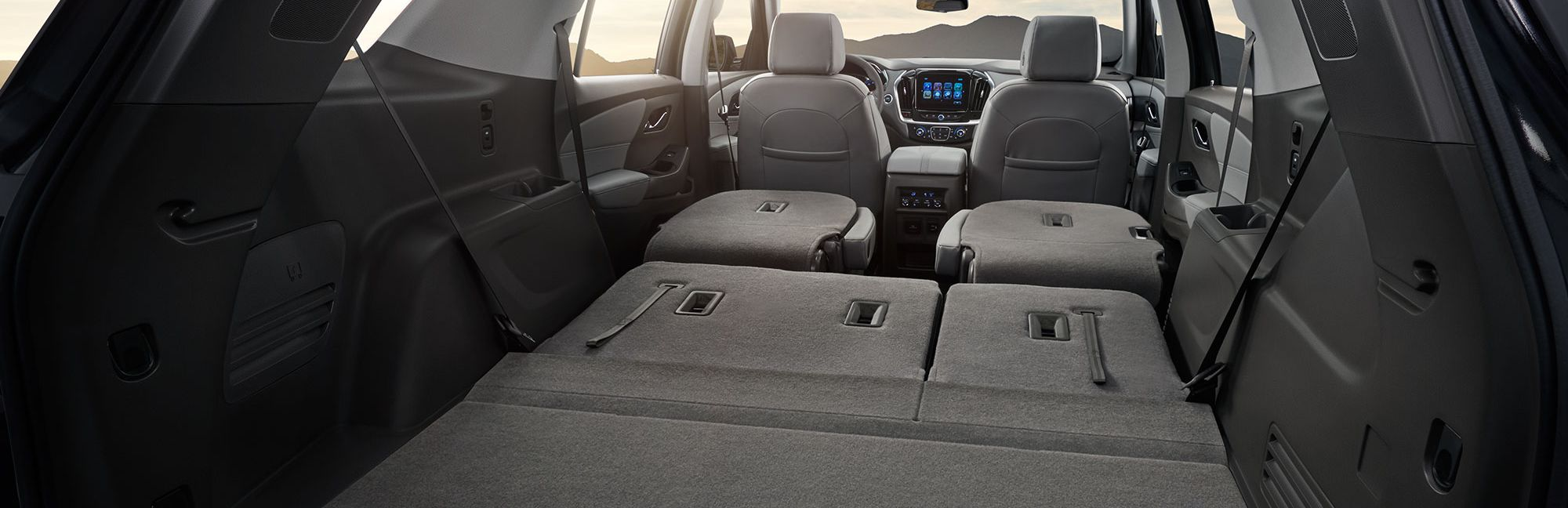 Convenient Storage Space in the 2019 Chevrolet Traverse