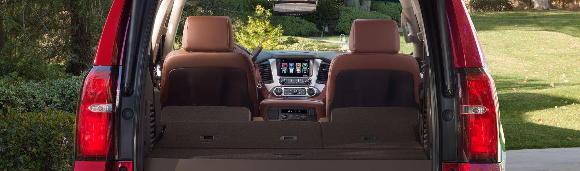 2019 Chevrolet Tahoe Trunk Space
