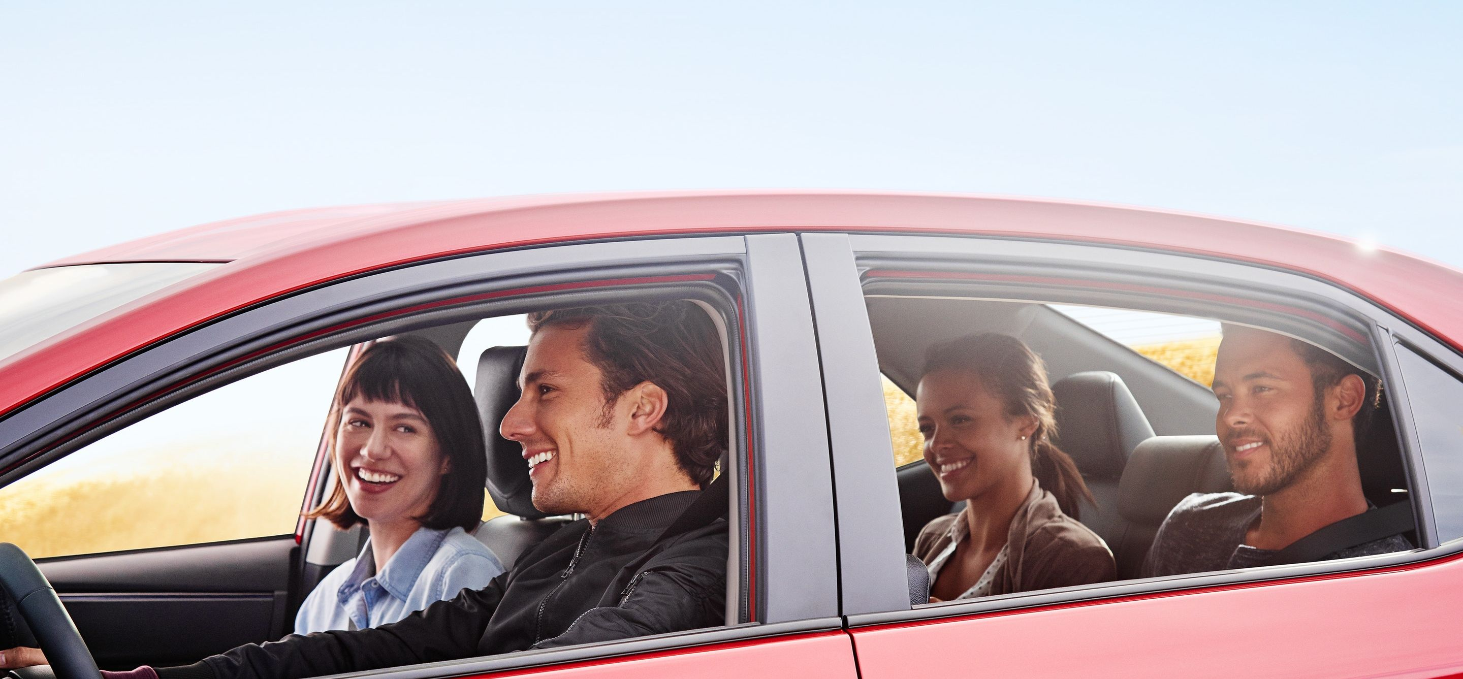 Fun for Everyone in the Toyota Corolla!