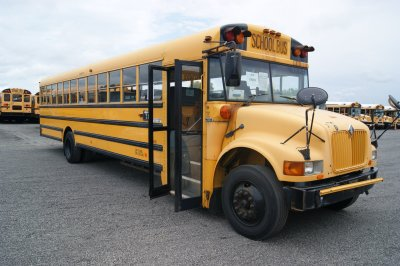 IC Bus Products Available in Indiana