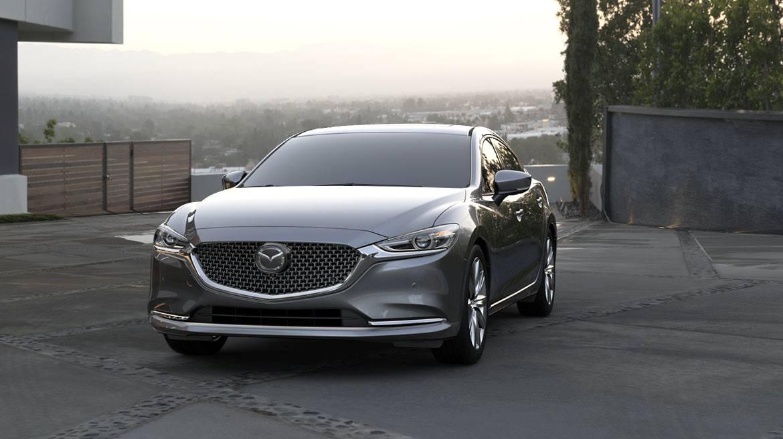 2018 Mazda6 Leasing near Sacramento, CA