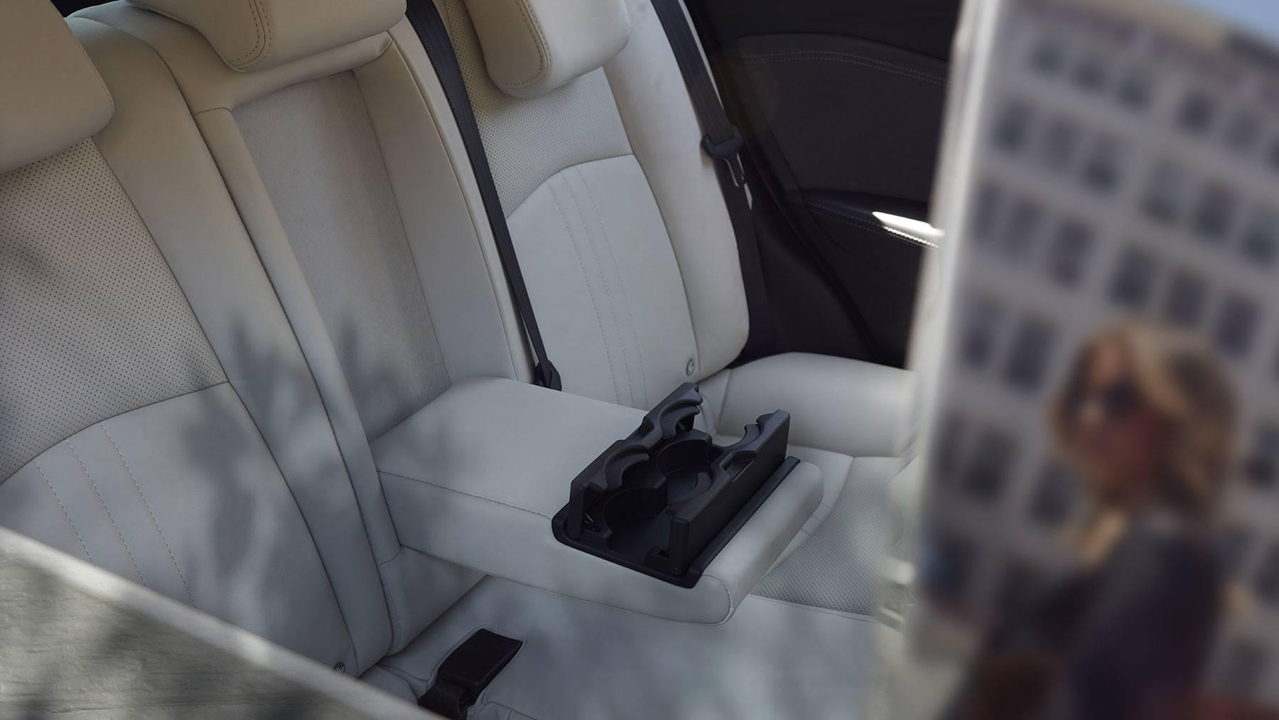 Cozy Seating in 2019 Mazda CX-3