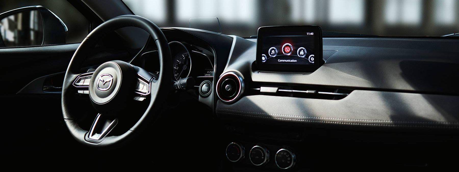 Stunning Interior of the Mazda CX-3