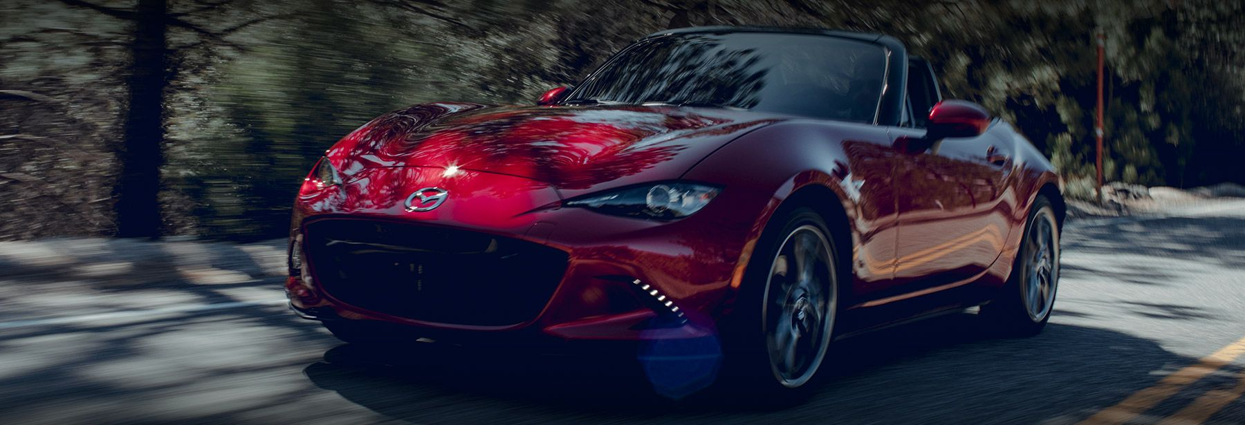 New 2019 Mazda MX-5 Miata RF Club