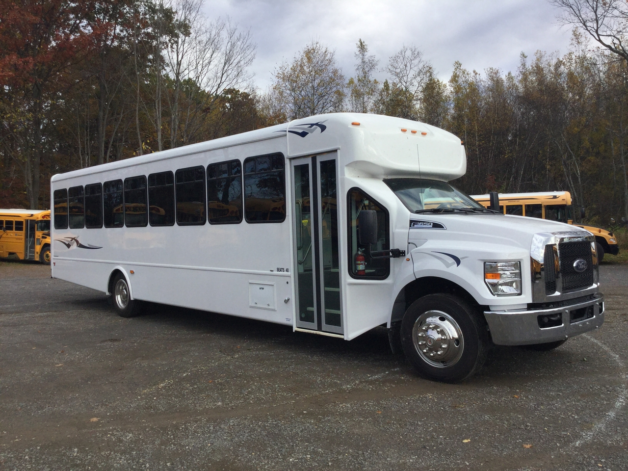 Coach Buses for Sale near Buffalo, NY - Don Brown Bus Sales Inc