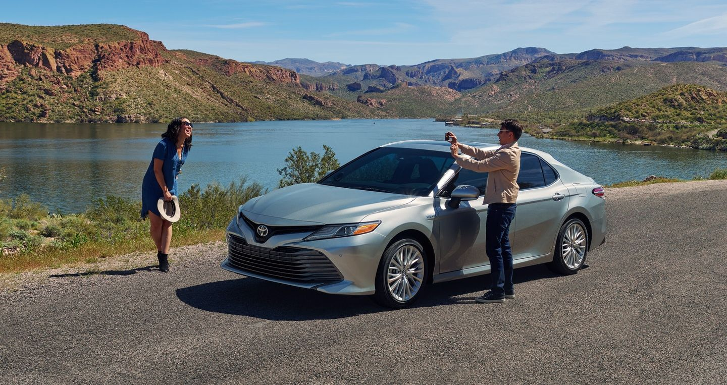 2019 Toyota Camry for Sale near Des Moines, IA