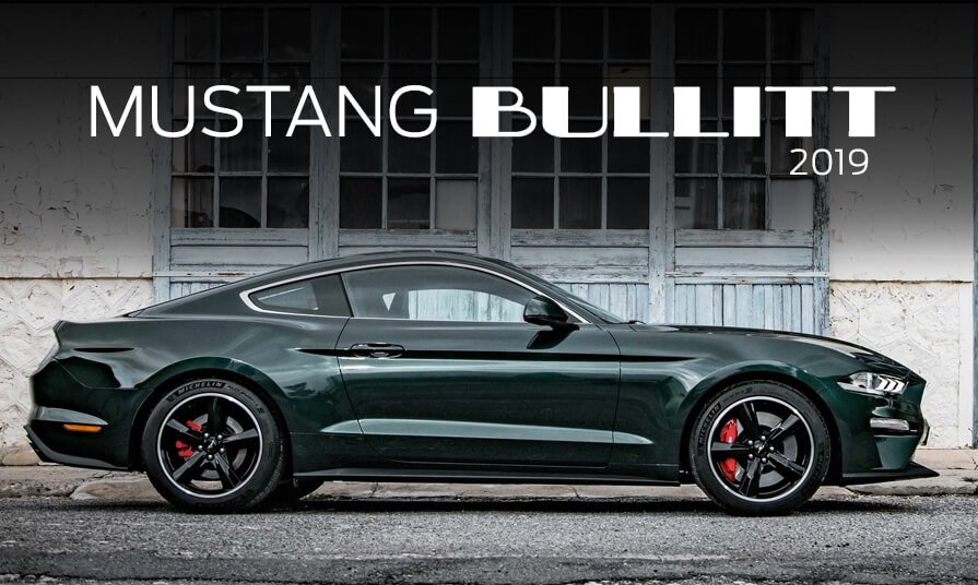 Joe Cotton Ford >> 2019 Ford Mustang Bullitt