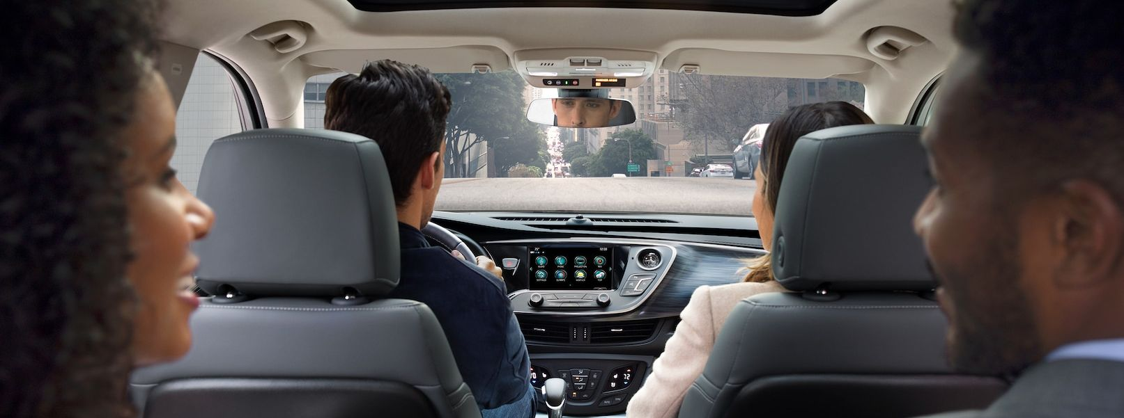 Comfort For All in the Buick Envision!
