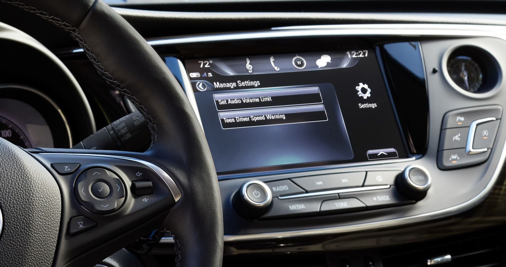 Advanced Technology in the Buick Envision