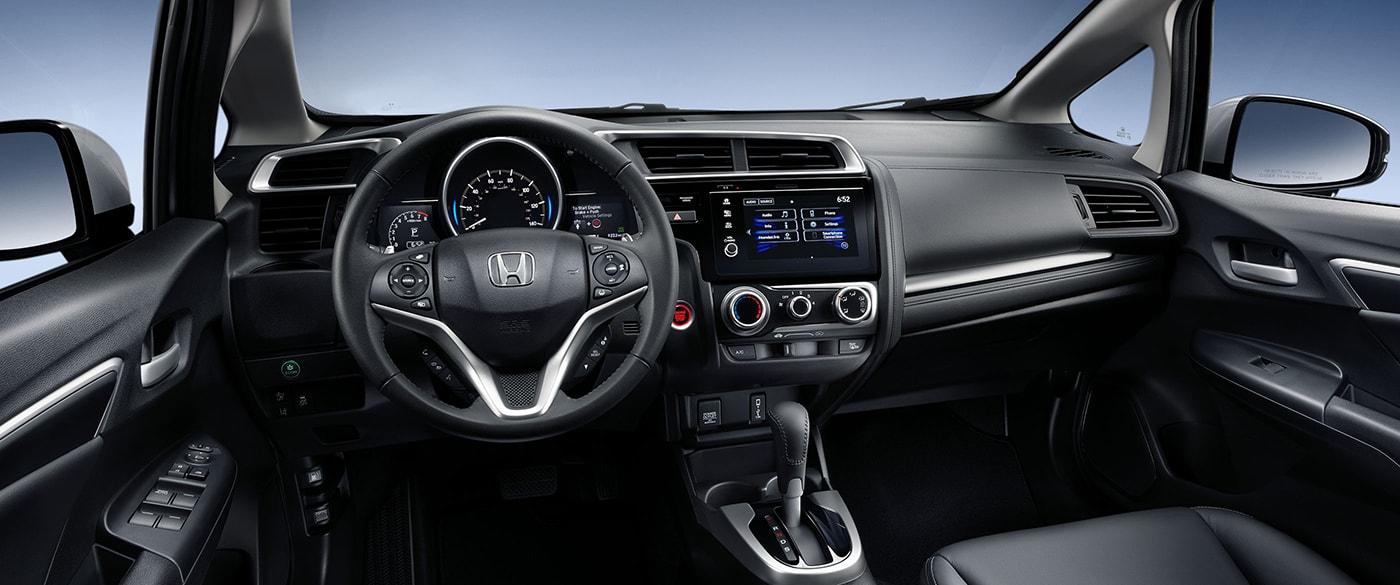 2019 Honda Fit Cockpit
