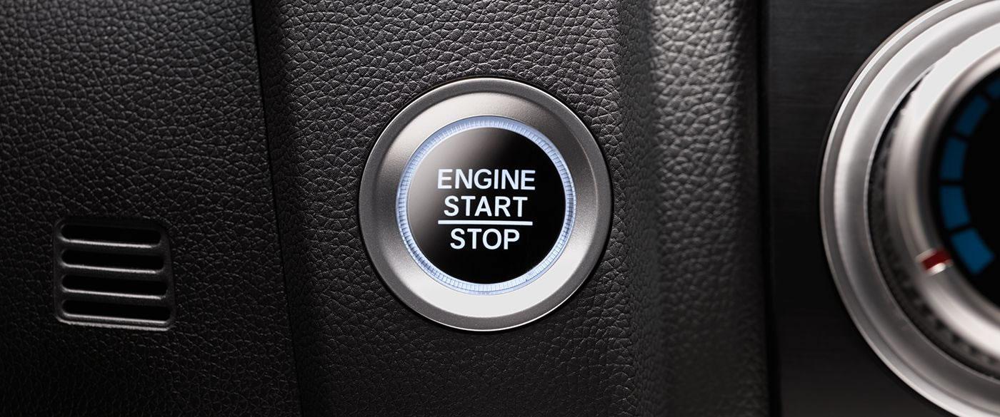 2019 Honda Fit Push-to-Start Ignition