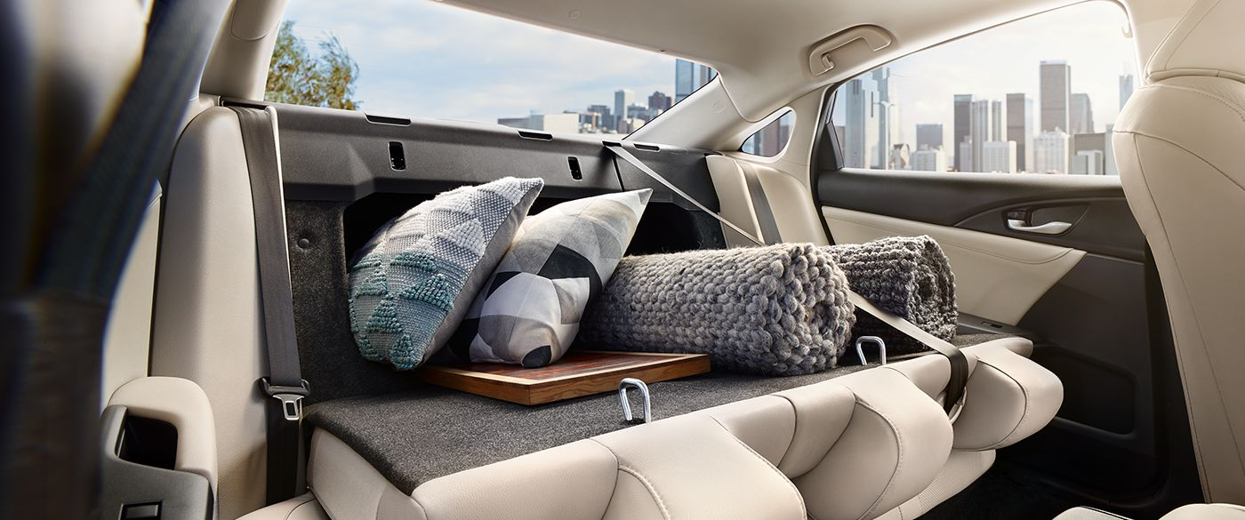 2019 Honda Insight Storage Space