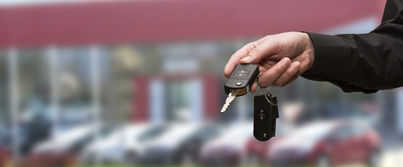 Get the Keys to Your Dream Ford Today!