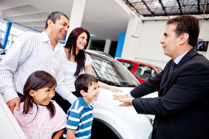 Find a Vehicle the Whole Family Can Enjoy!