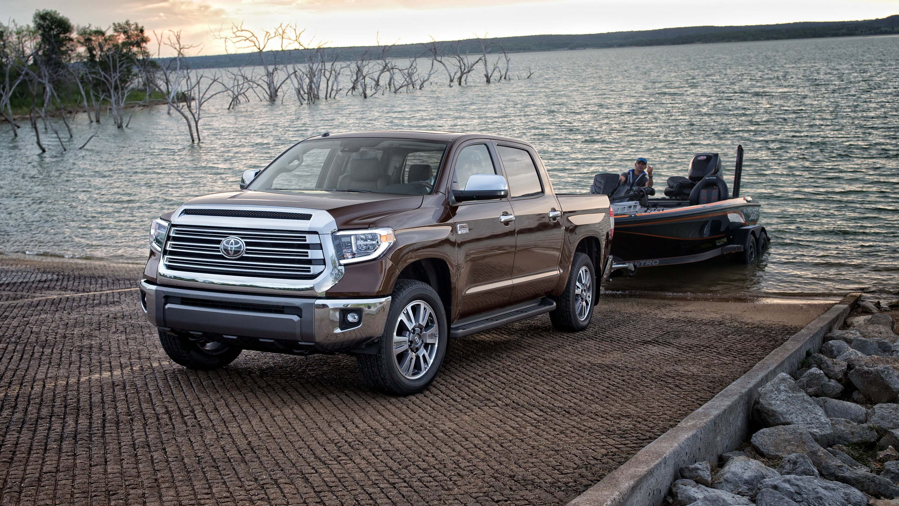 Take Your Boat out of the Shed More Often with the Tundra
