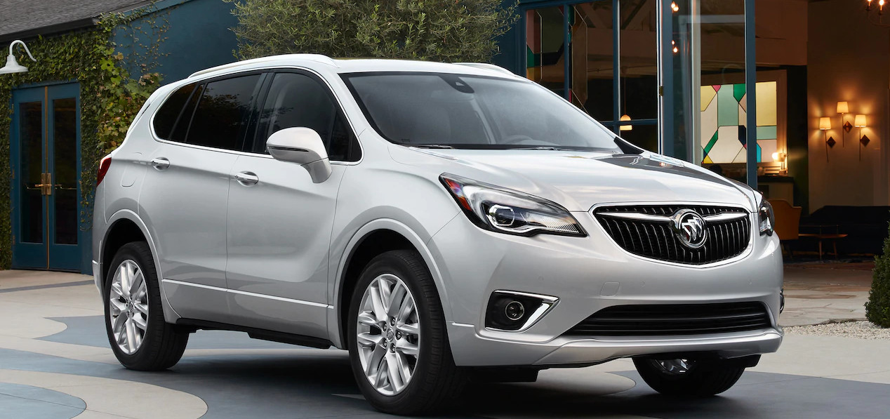 2019 Buick Envision for Sale near Worthington, MN