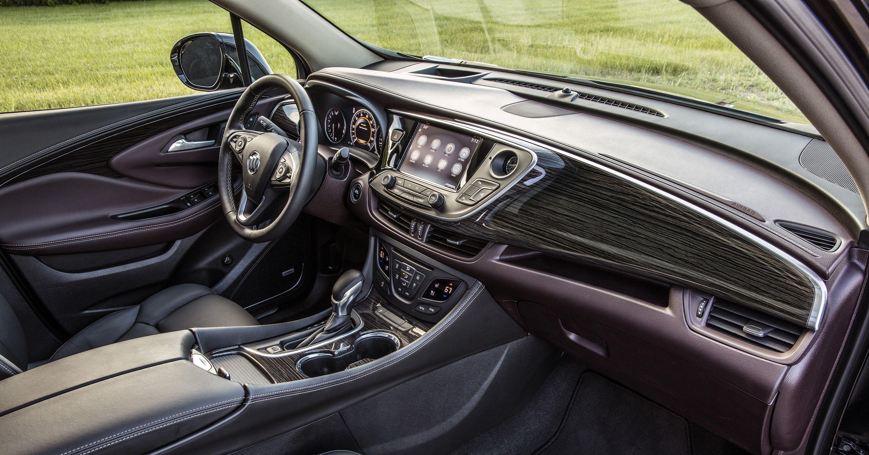 2019 Envision Cockpit