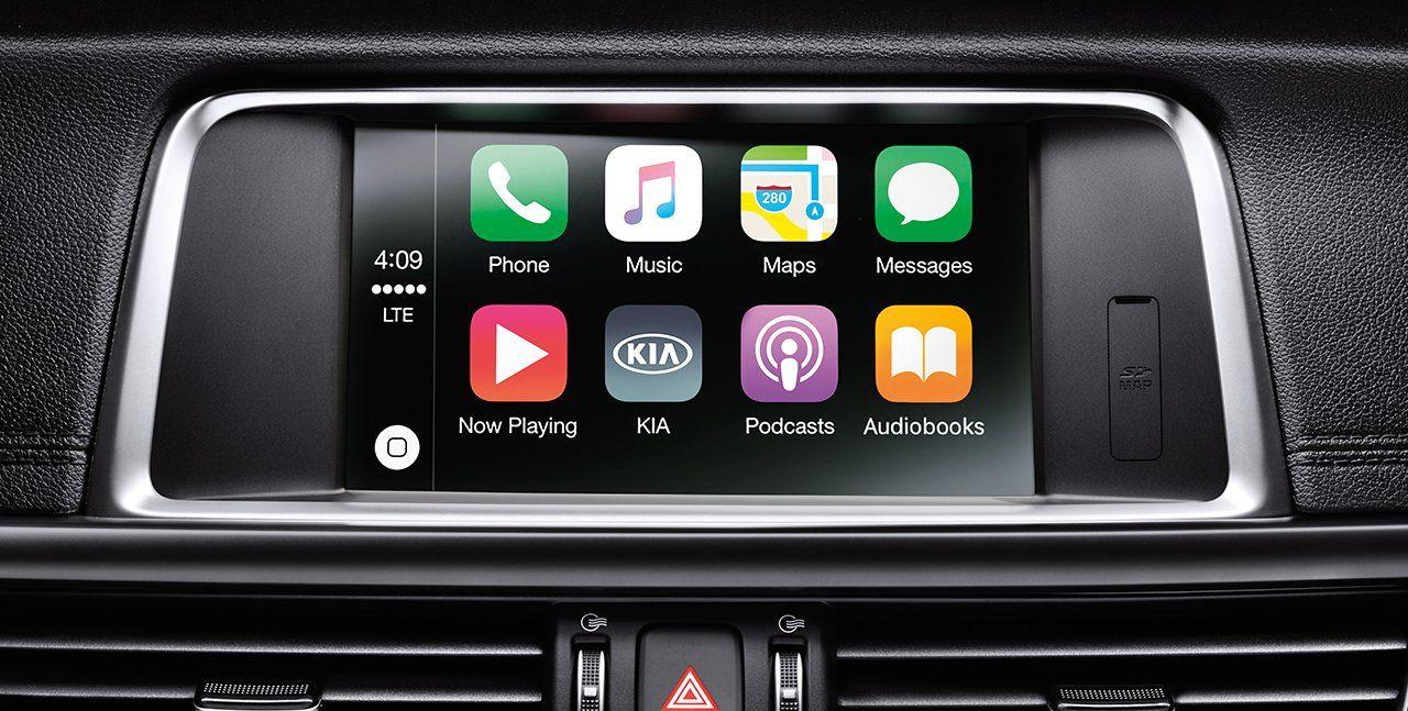 2019 Kia Optima Touch Screen and Entertainment