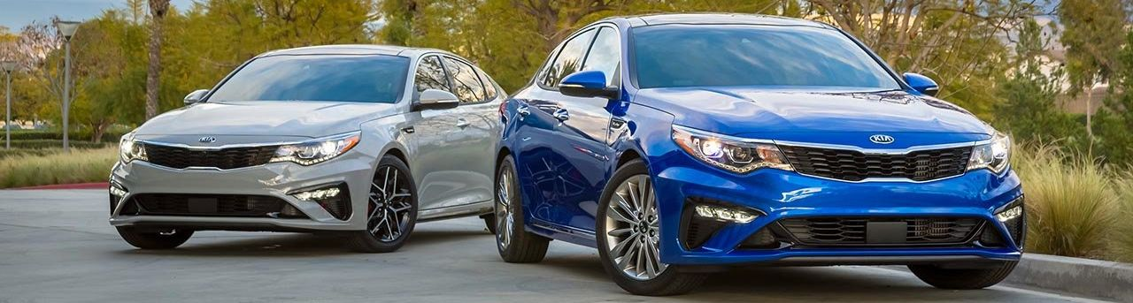 2019 Kia Optima Financing in Shreveport, LA