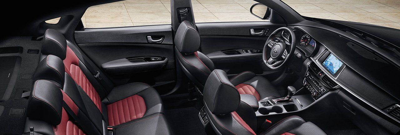 2019 Kia Optima Full Seating
