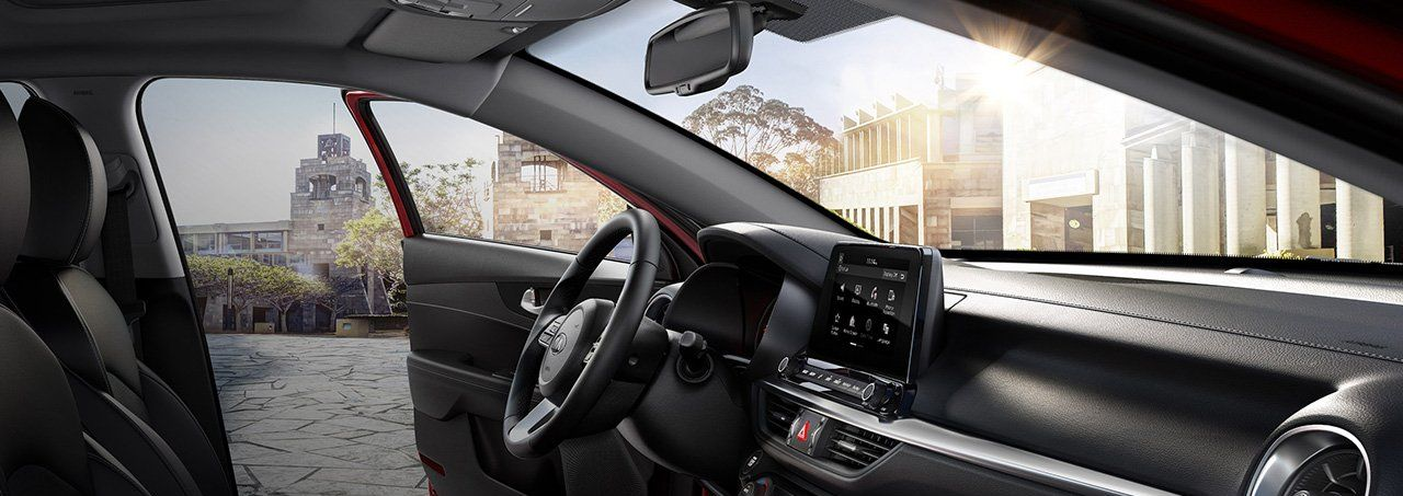 2019 Kia Forte Front Seating