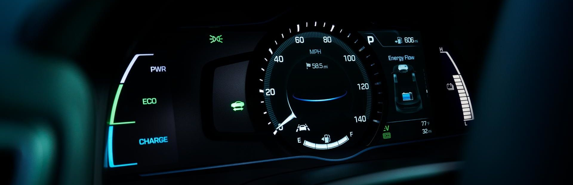 Power and Economy in the 2018 Ioniq Hybrid
