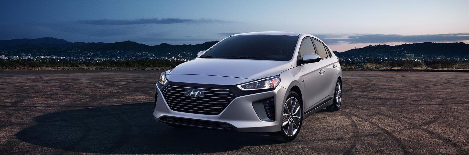 2018 Hyundai Ioniq Hybrid Leasing near Stafford, VA