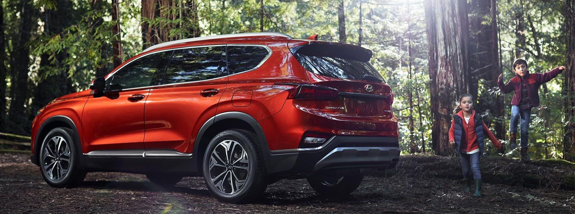 2019 Hyundai Santa Fe Leasing near Manassas, VA