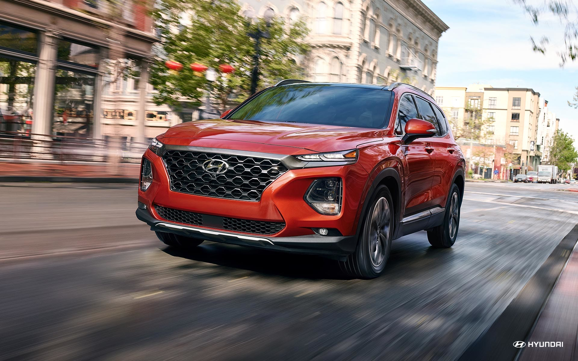 2019 Hyundai Santa Fe Leasing near Woodbridge, VA