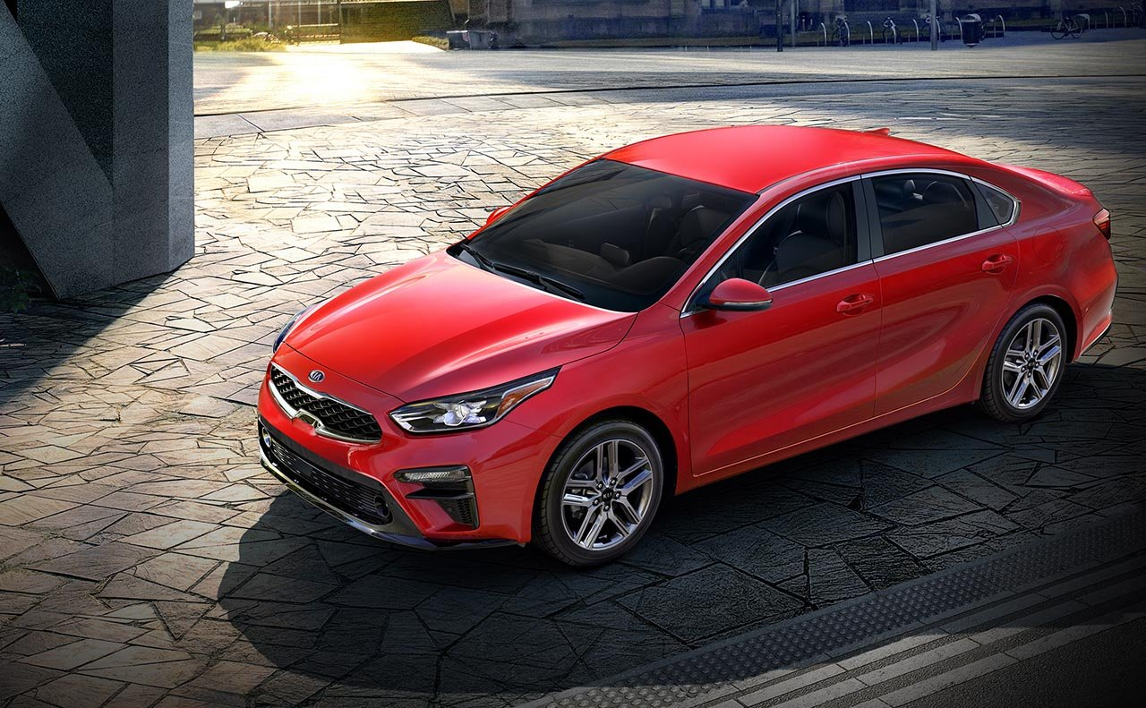2019 Kia Forte Financing in Shreveport, LA