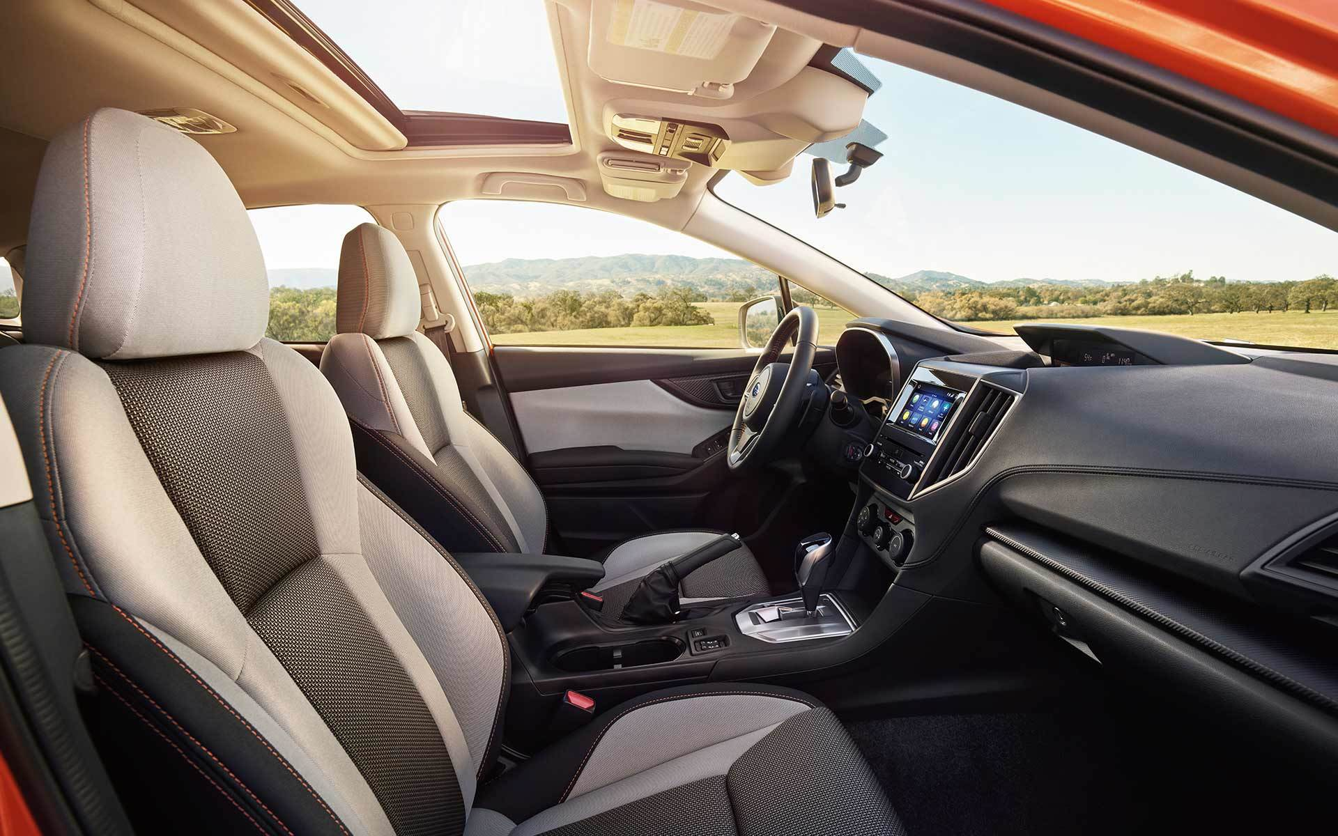 Effect vehicle modifications made for persons with disabilities may have on SUBARU advanced frontal airbag system operation (U.S