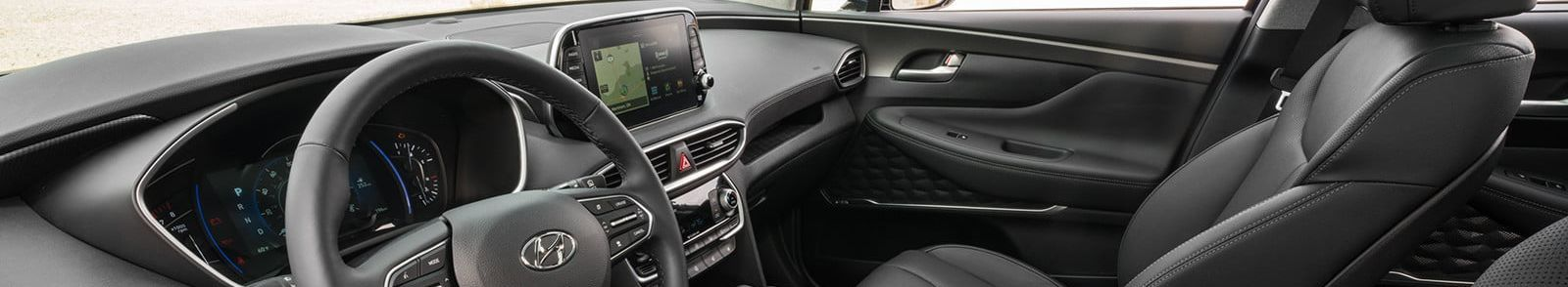 20198 Hyundai Santa Fe Center Console