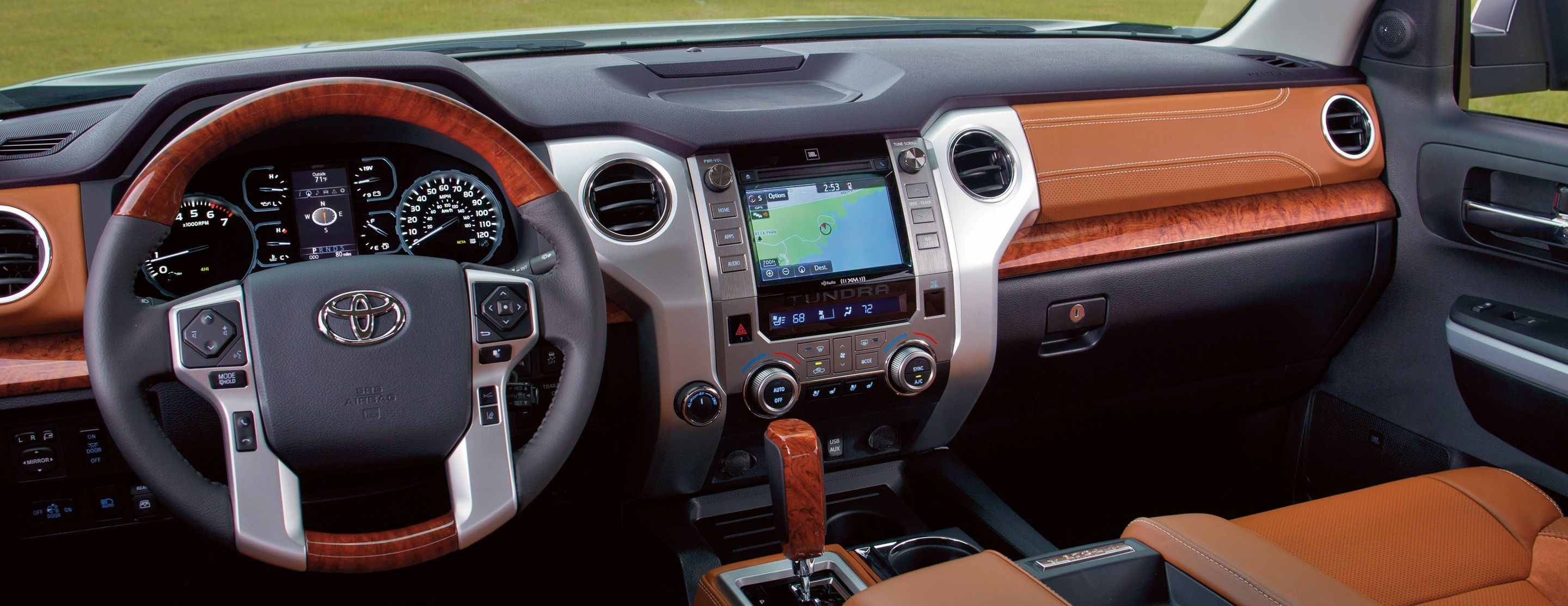Stylish Accents in the Tundra
