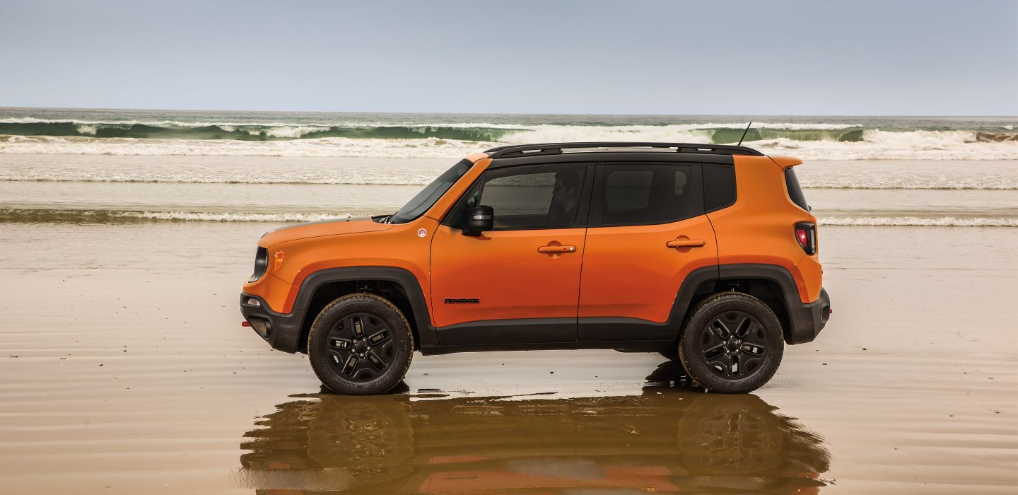 Landmark Dodge Chrysler Jeep Ram Blog New That Looks Like Rober A Few Weeks Back First Glimpse Was Offered Of The Refreshed 2019 Renegade This Awesome Italian Built Compact Crossover Is Smallest Model In