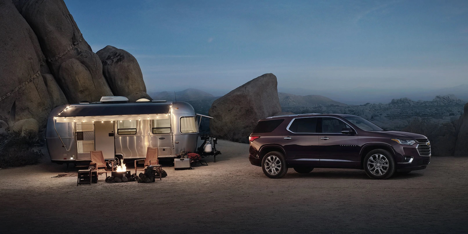 Tow With Confidence in the Traverse