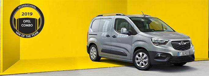 Opel Combo Gesloten Bestel