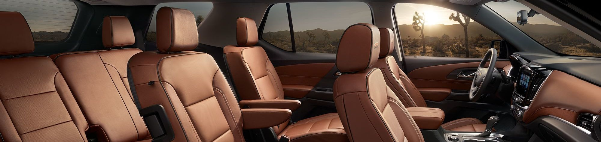 2019 Chevrolet Traverse Seating Room