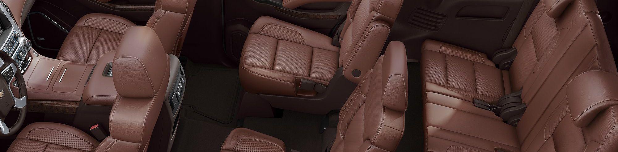 2019 Chevrolet Tahoe Full Seating